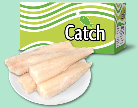 Catch IQF Haddock Fillets - from Unique Seafood