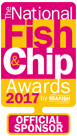 Unique Seafood is an Official Sponsor of the National Fish and Chip Awards